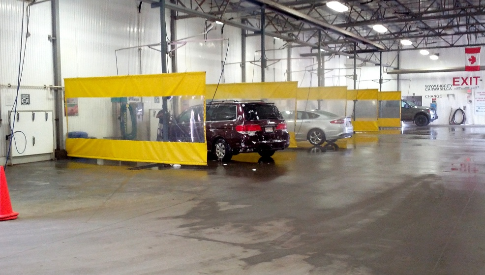 Big City Car Wash Morinville Alberta